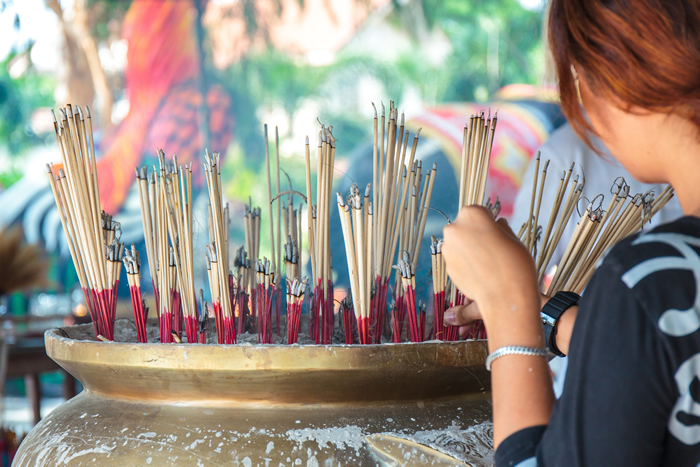 Taoist Incense Ceremony
